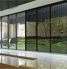 Buy CVANU <b>Privacy Window Tint for Home</b> Solar Film Heat Control ...