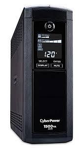 CyberPower CP1500AVRLCD Intelligent LCD UPS ... - Amazon.com