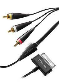 Кабель для Samsung Аудио/видео кабель TV-Out ... - Форте-ВД