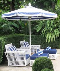 white striped patio umbrella:  design of striped patio umbrella best outdoor patio umbrellas a twist on the expected the well