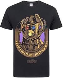 Avengers Infinity War: Clothing - Amazon.co.uk