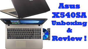 Asus X540SA Unboxing And Review ! - YouTube