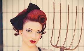 1950s rockabilly fashion style rockabilly rockabilly moodboard pin up updo swirl hair tutorial pin up makeup