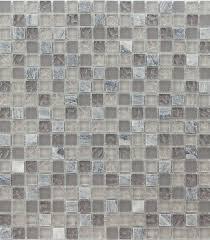 <b>Мозаика</b> Caramelle Sitka из <b>стекла</b> и камня 305х305х4 мм микс ...