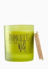 <b>Свеча ароматическая Ambientair</b> Амбровый купить за 1 400 ₽ в ...