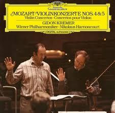 <b>Gidon Kremer</b> - <b>Mozart</b>: Violin Concertos No. 4 & 5 | Bonus Material ...