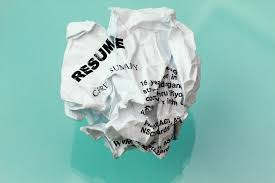 a doer or achiever your resume will tell me your resume will tell me