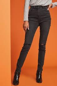 Women's Ripped & <b>Distressed Jeans</b>