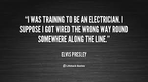 Greatest eleven lovable quotes about electricians photo German ... via Relatably.com