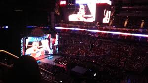 Toyota Houston Tx Wwe Main Event Intro At The Toyota Center Youtube