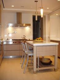 st charles kitchen cabinets: in a small manhattan kitchen