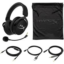 <b>HyperX Cloud Mix</b> Wired Gaming Headset with Bluetooth | Gaming ...