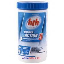 Купить <b>HTH</b> (<b>Maxitab</b> Action 5 в 1) <b>Таблетки</b> ...