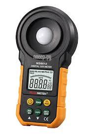 <b>Измеритель освещенности PeakMeter MS6612</b>, цена 118 руб ...