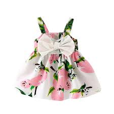 New Summer <b>2019</b> Baby <b>Girl Princess Tutu</b> Dress for 1 2 year ...