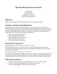 resume  example summary for resume  corezume coresume