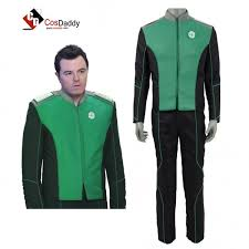 <b>The Orville</b> Mens Green uniform of the <b>Medical Department</b> ...