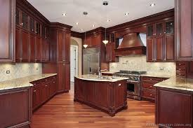 Small Picture Cherry Cabinets Kitchen HBE Kitchen