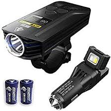 <b>Nitecore BR35</b> 1800 Lumen Rechargeable Bike Light -<b>CREE</b> XM-L2 ...