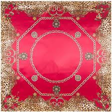 <b>90cm</b>*<b>90cm</b> New <b>Spring</b> Silk <b>Square Scarf</b> Women Spain Chain ...