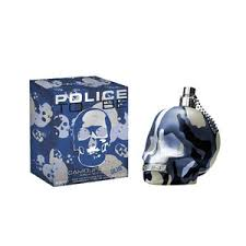 <b>Police To Be Camouflage</b> Blue 125ml