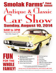 5 car show flyer templates excel pdf formats
