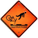 Images & Illustrations of obstruction