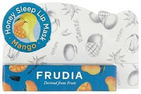 Frudia <b>Ночная маска для</b> губ Mango Honey — купить по выгодной ...