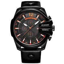 Curren Men Watches Top Brand Luxury Gold Male ... - Amazon.com