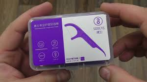 XiaoMi <b>SOOCAS</b> / SOOCARE <b>Dental Floss</b> - зубная нить Сяоми ...