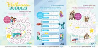 bathroom buddies giveaway pgmom my so called mommy life bathroom buddies chart