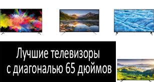 Лучшие <b>телевизоры 65</b> дюймов 2020: Рейтинг топовых моделей