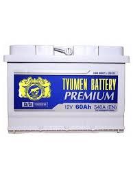 «<b>Аккумулятор</b> тюмень премиум (<b>tyumen battery</b> premium) 6ст 60la ...