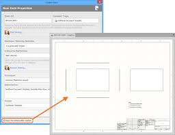 managed draftsman templates in an vault online example of editing the initial revision of a draftsman document template item directly from the vault the temporary pcbdrawing editor provides the