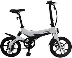 <b>ONEBOT S6</b> Ebike,<b>16</b>-<b>inch</b> Tires Portable Folding Electric Bike for ...