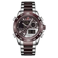 NAVIFORCE New Men Watch Top <b>Luxury</b> Brand Mens Waterproof ...