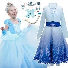 Платье Эльзы; Рождественский <b>костюм</b>; <b>Детские</b> платья для ...