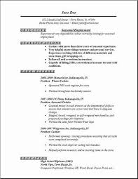 resume examples for jobs best template collection fgh qvtt    seasonal employment resumeexamplessamples free edit with word  examples of good resumes that get jobs