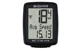 <b>Велокомпьютер Sigma BC 7.16</b> ATS Topline