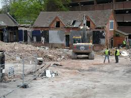 the tumbledown dick keithpp s blog the tumbledown dick demolition