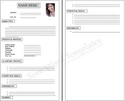blank resume   best template collectionblank resume template best template collection nt lzdba