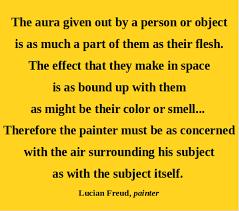 Artful Quote: Lucian Freud – Day 252 « Artful Vagabond