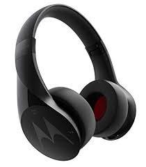 <b>Motorola Pulse Escape Wireless</b> Over-Ear Headphones (Black): Buy ...