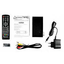 <b>Цифровой телевизионный ресивер</b> DVB-T2 <b>SELENGA</b> T81D (3266)
