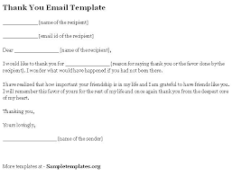 Email Thank You Letter Template | Best Business Template Email Template for Thank You Example of Thank You Email Sample ef9yCdfF