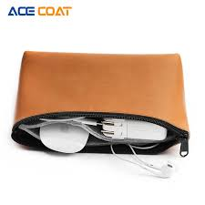 ACECOAT PU Mouse <b>pouch</b> sleeve <b>Bag</b> for <b>Wireless Mouse</b> ...