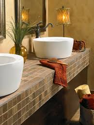 tiling ideas bathroom top:  sp slate tile vanity sxjpgrendhgtvcom