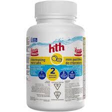 "<b>Hth</b> 1kg 1"" Chlorine Mini-Tabs For Small Pools | Home Hardware"