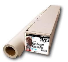 ValuJet Aqueous Water-Resistant Matte Film, Poly ... - Amazon.com