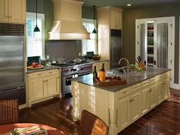 shaped kitchen designs island layout